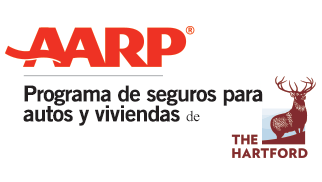 Seguros AARP para autos y viviendas de The Hartford
